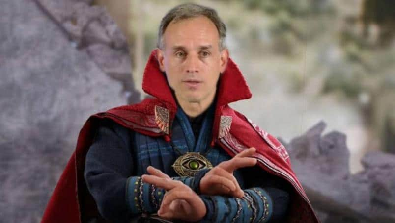 Los memes del Dr. López Gatell como Héroe ante el Covid-19