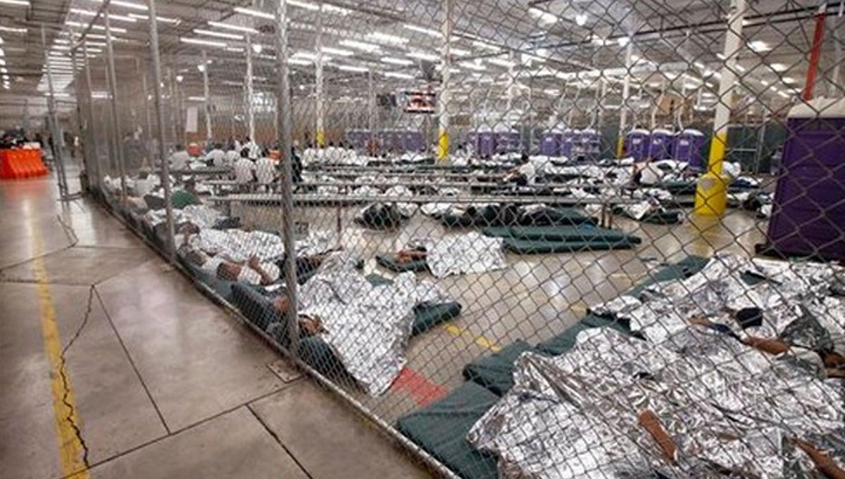 Migrante mexicano en centro de detención de EU da positivo a coronavirus
