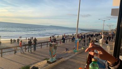 Photo of Sin miedo al coronavirus así luce Playas de Tijuana