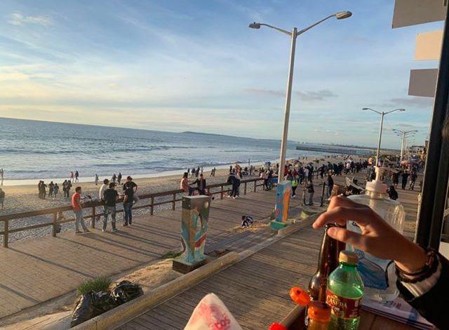 Sin miedo al coronavirus así luce Playas de Tijuana