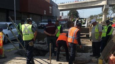 Photo of CESPT soluciona daños de colector en la internacional