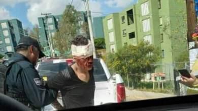 Photo of Pensaba quemar viva a su ex pareja, vecinos lo enfrentaron