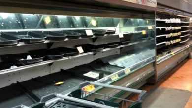 Photo of Mujer causa pérdidas por 35 mil dólares al toser en supermercado