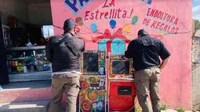 Photo of FGR asegura 40 máquinas tragamonedas en Tijuana