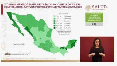 Photo of Aumentan casos Covid-19 en México; BC con muchos casos activos