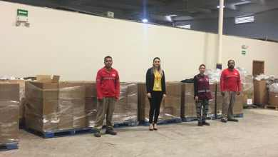 Photo of Recibe Sistema DIF 300 despensas de la cadena comercial OXXO