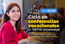 Photo of Inicia CETYS Universidad ciclo de conferencias vocacionales en línea