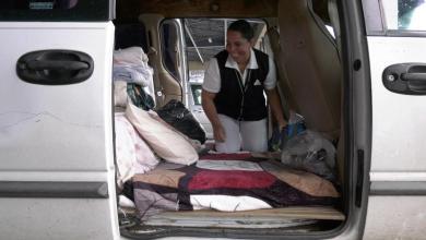 Photo of Enfermera vive en su auto para no contagiar de COVID-19 a su familia