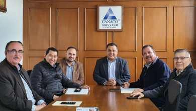 Photo of Presidentes de Canaco y secretario de Economía en cuarentena
