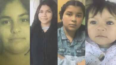 Photo of Buscan a 4 menores de casa hogar extraviadas, entre ellas una bebé
