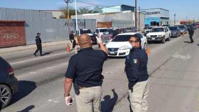 Photo of Colocan filtros de seguridad ante Emergencia Sanitaria