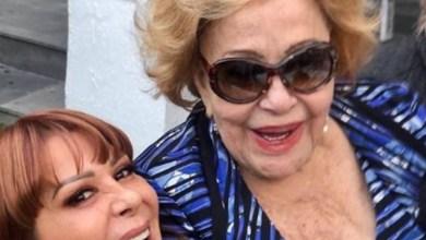 Photo of Internan a Silvia Pinal por fuerte accidente