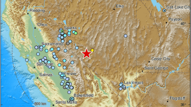Photo of Terremoto sacude Nevada