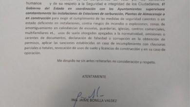 Photo of Gobernador pide a municipios frenar 'gaseritas' como Blue Propane