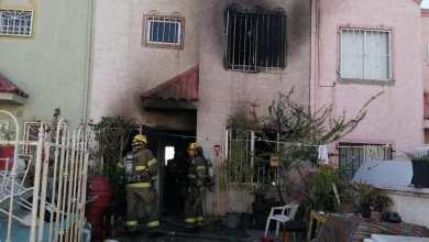Photo of VIDEO: Incendio deja sin casa a familia