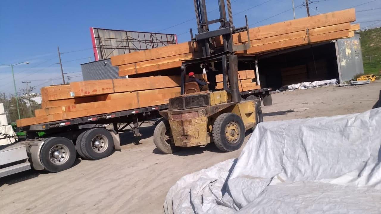Registran madereros baja de hasta un 50% en ventas