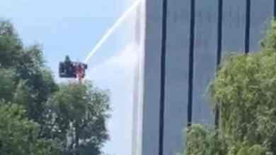 Photo of VIDEO: Estalla incendio en planta nuclear