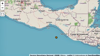 Photo of Sismo de magnitud preliminar 5.1 sacude Chiapas