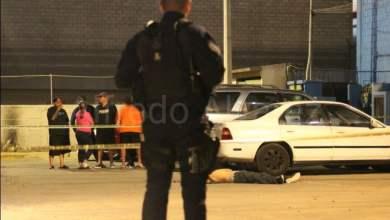 Photo of Matan a otro hombre en un estacionamiento