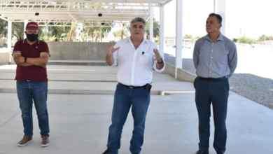 Photo of Recorre Ruiz Uribe obra del Centro Recreativo Puebla en Mexicali