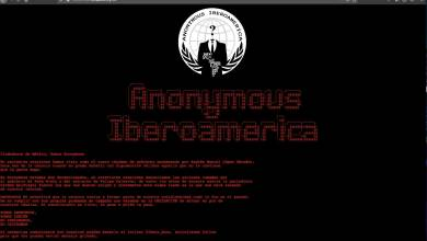 Photo of Anonymous hackeó página de Conapred