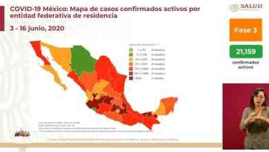 Photo of Rebasa la República Mexicana los 18 mil muertos por coronavirus