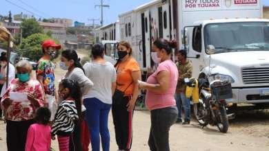 Photo of Residentes de la Xicoténcatl Leyva II se benefician con servicios médicos