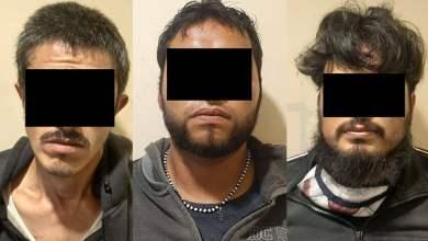 Photo of Tras persecución detienen a tres con armas de fuego