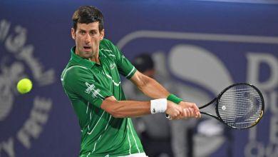 Photo of El tenista Djokovic da positivo a covid-19