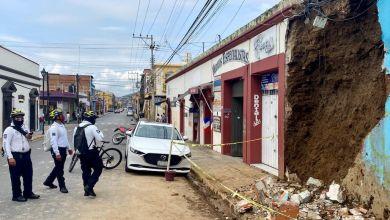 Photo of Se eleva la cifra de muertos en Oaxaca por el sismo de 7.5