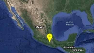 Photo of Sismo en Guerrero se siente en Ciudad de México