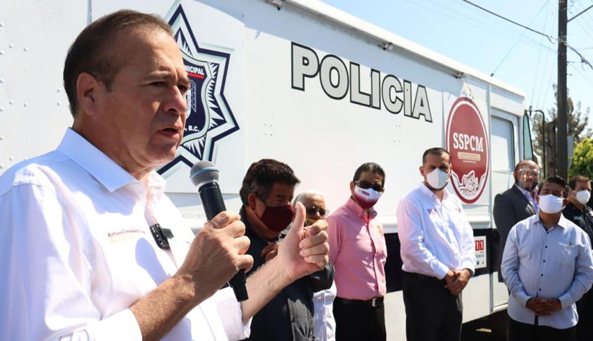 Más-de-8-mil-beneficiados-con-caseta-de-policía-en-Otay-Tecnológico