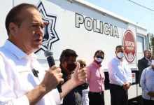 Photo of Más de 8 mil beneficiados con caseta de policía en Otay Tecnológico