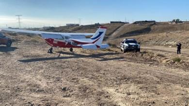 Photo of Avioneta aterriza de emergencia