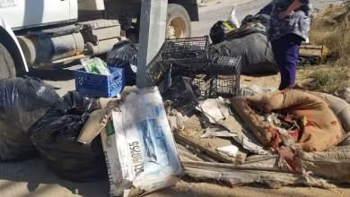 Photo of Municipio retira 620 toneladas de basura en delegación Otay Centenario