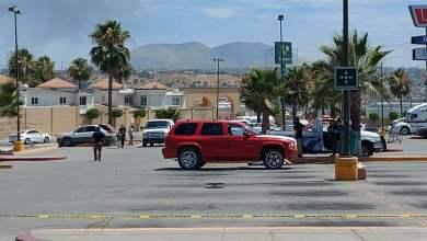 Photo of Doble homicidio en estacionamiento de la Plaza comercial Santa Anita