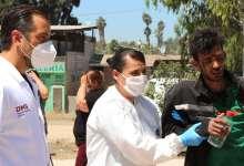 Photo of Más de 2 mil personas atendidas en Servicios Médicos en tu Colonia