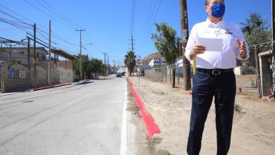 Photo of Reconstruyen calle El Realito para beneficio de más de 35 mil tijuanenses
