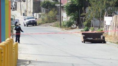 Photo of Un baleado y un enmaletado en Tijuana