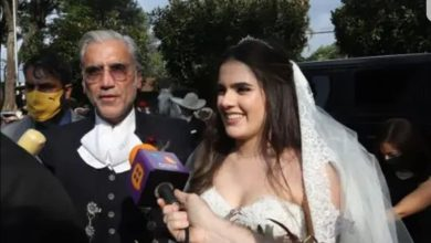 Photo of VIDEO: Escandaliza boda de la hija de Alejandro Fernández