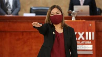 Rinde-protesta-Lupita-Mora-como-alcaldesa-de-Mexicali