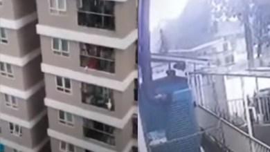 VIDEO-Niña-cae-del-piso-doce-y-repartidor-la-atrapa