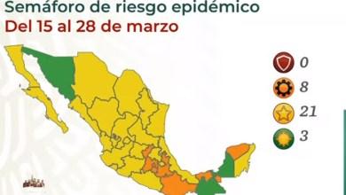 México-suma-3-estados-en-verde-en-Semáforo-Epidemiológico