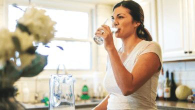 tomar agua covid-19