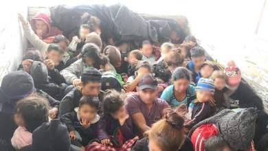 Hallan-decenas-de-migrantes-hacinados-en-camión-entre-ellos-menores