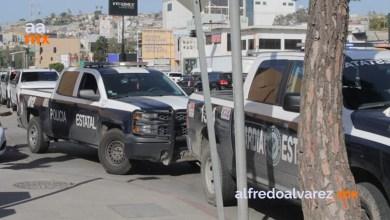 Despliegan-intenso-operativo-policiaco-en-Tijuana
