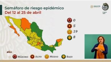 México-suma-8-estados-en-verde-en-Semáforo-Epidemiológico