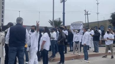 protesta Club Campestre