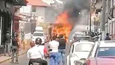 Dejan-cadáveres-desmembrados-en-carretera-e-incendian-autos