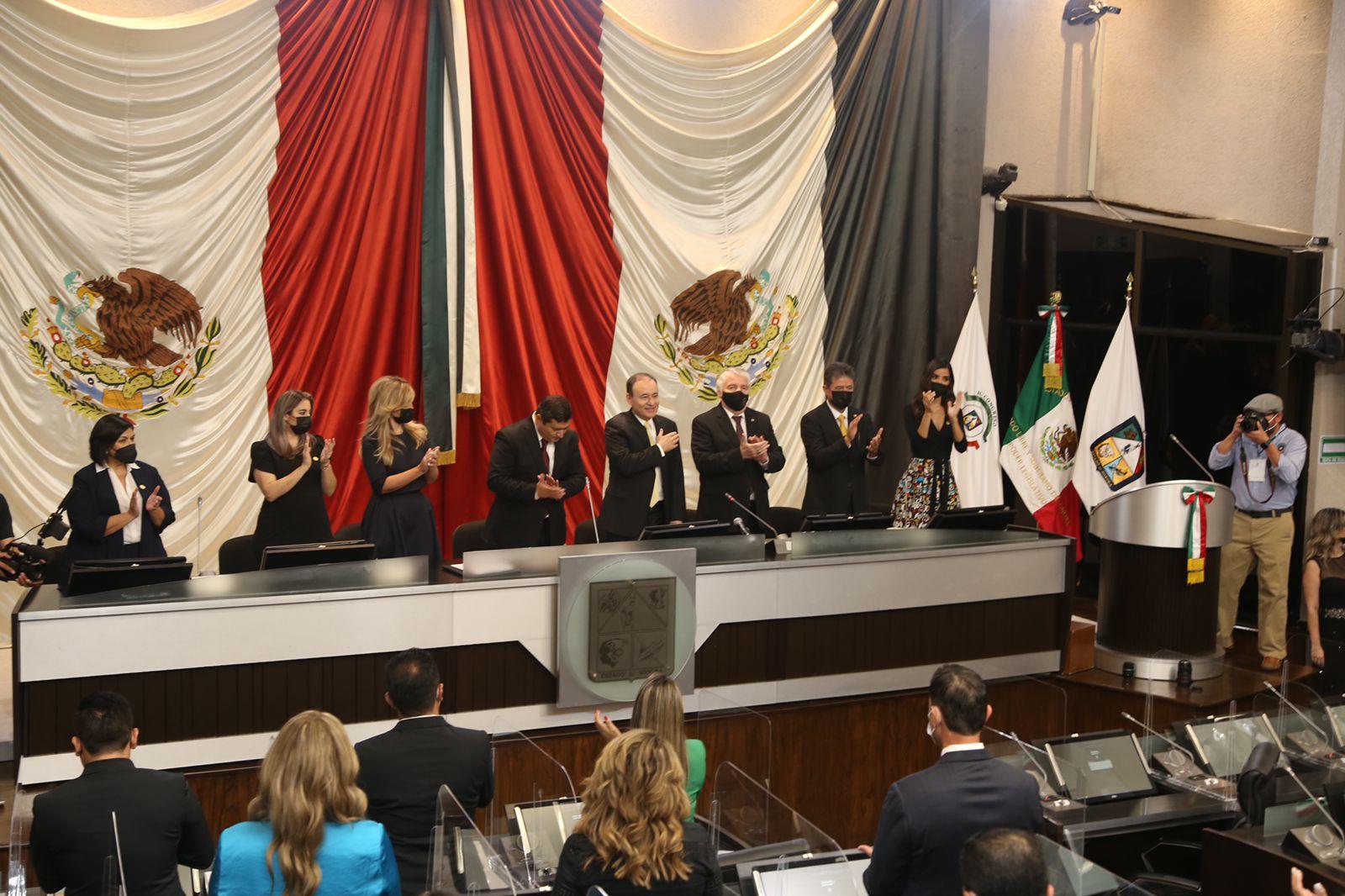 Alfonso-Durazo-rinde-protesta-como-gobernador-de-Sonora